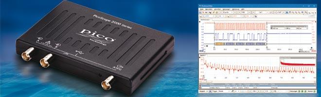 Die neuen PicoScope 2200 USB PC-Oszilloskope