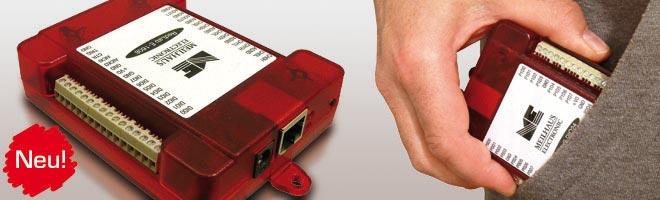 Die neuen RedLabs E-1608 für Ethernet