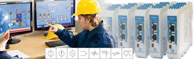 Acromag dezentrale Remote-I/O und Signalanpassung