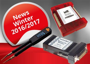 New products in Winter 2016/2017