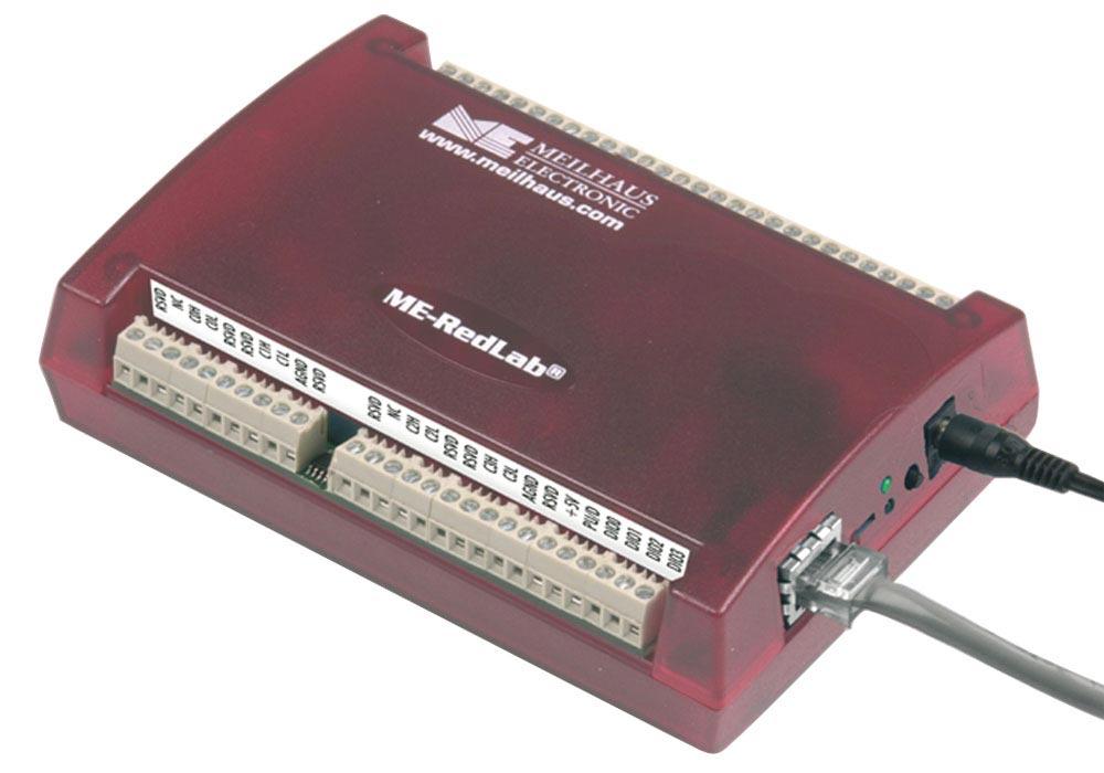 RedLab WEB TC Ethernet Temperatur-Messlabor