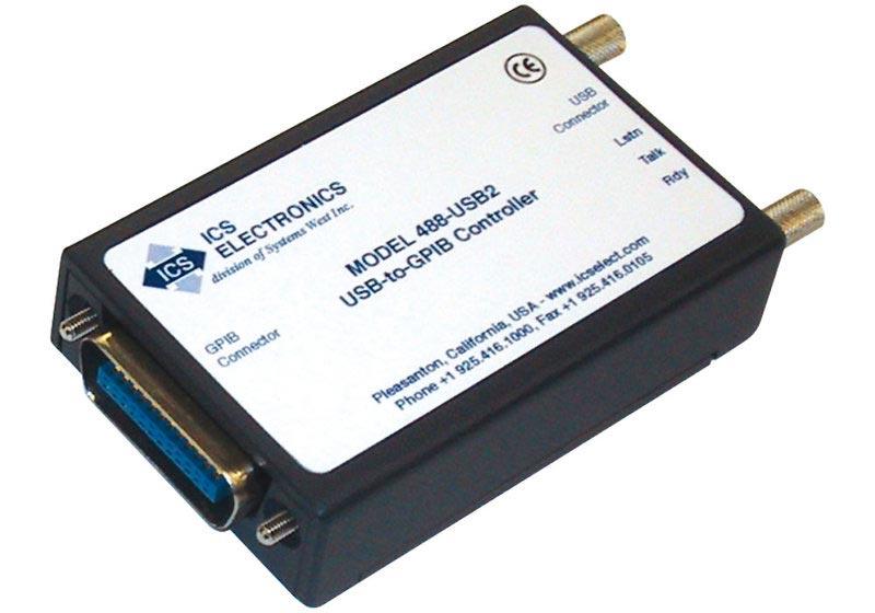ICS 488-USB2 - GPIB-Controller für USB 2.0