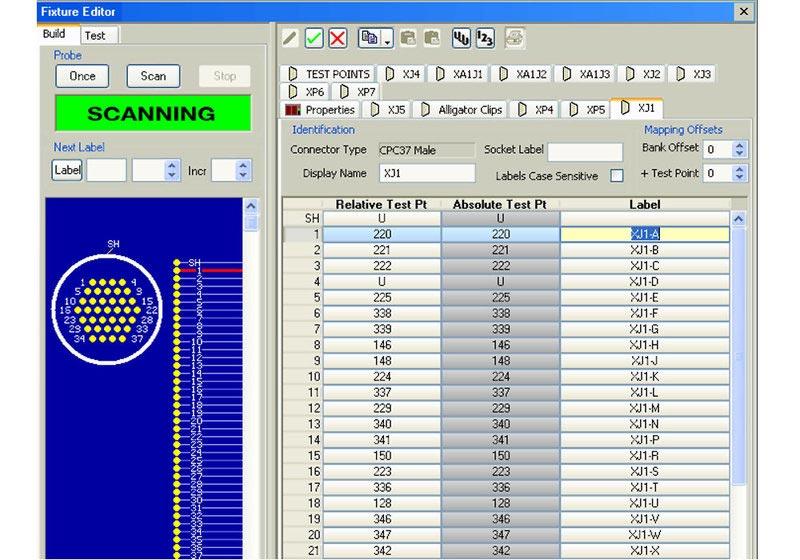 cami-708 PinMap Software