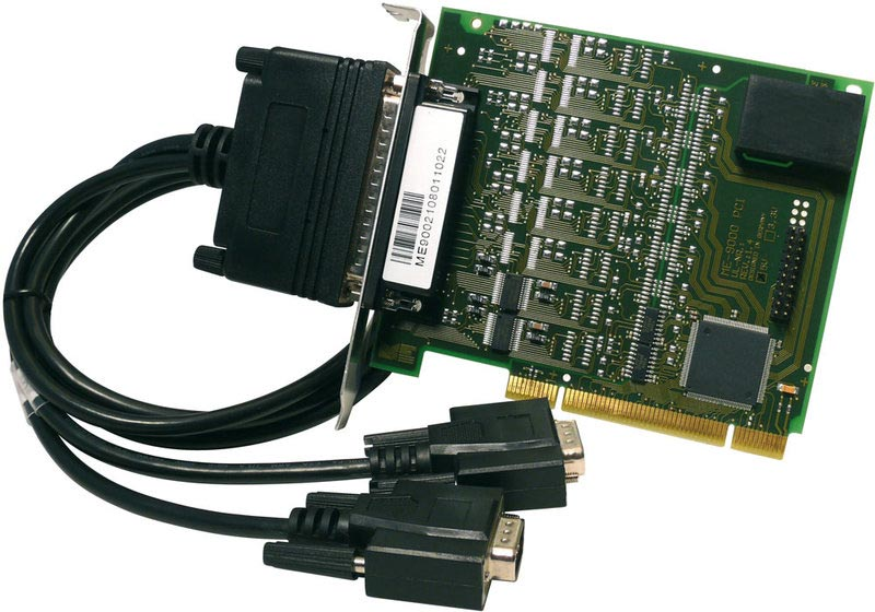 ME-9000i/2 PCI 2-Port RS232 Interfaces, isoliert