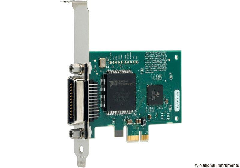 NI PCIe-GPIB - GPIB-Controller for PCI-Express