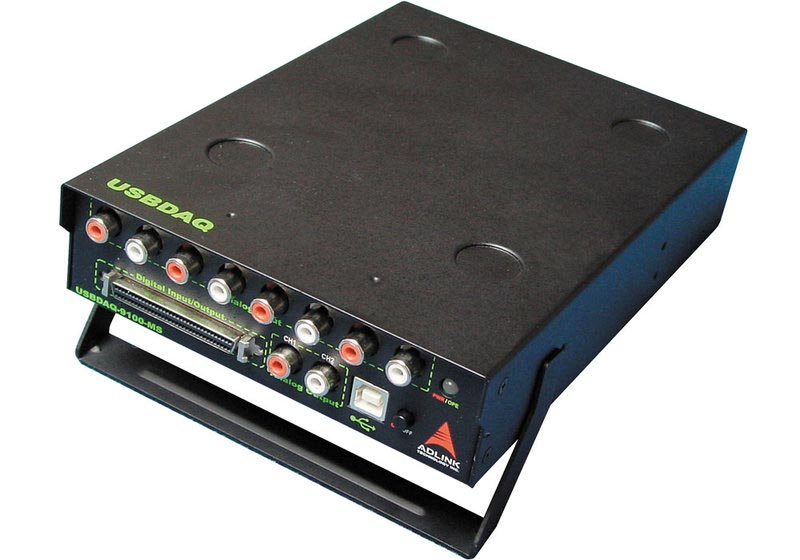 Adlink USBDAQ-9100MS USB Multi-I/O Messbox