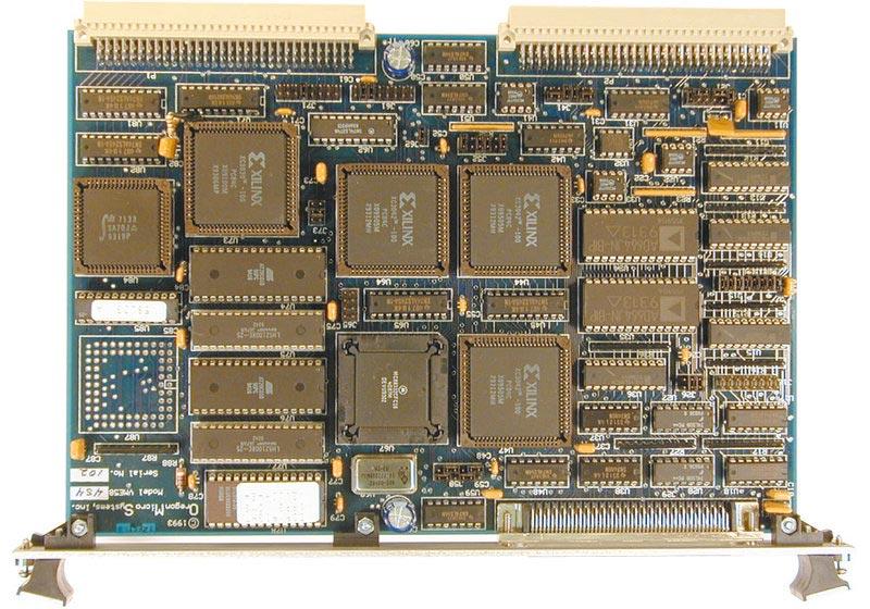 VME58-8 VME Servo-/Stepper-Controller