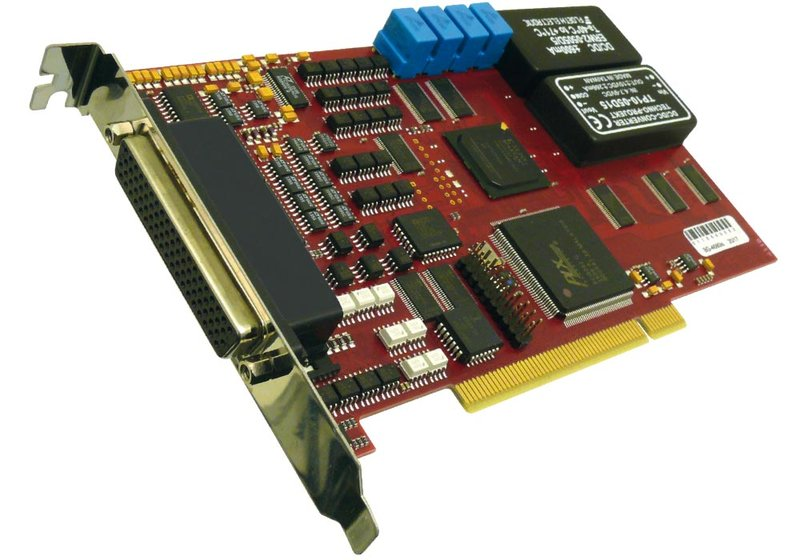 Messkarte ME-4680 PCI, PCI-Express, CompactPCI/PXI, Top-Modell