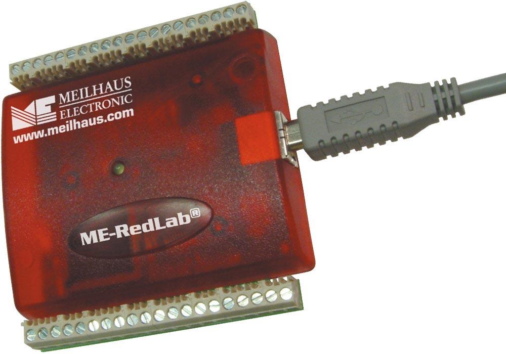 RedLab 1608FS USB Mini-Messlabor