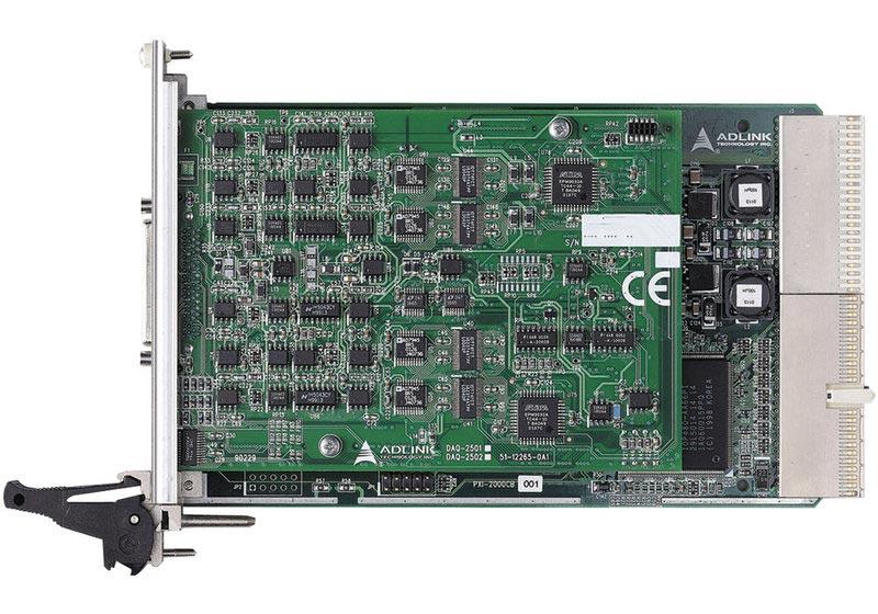 Adlink PXI-2502 4/8-Kanal Analog-Ein-/Ausgangskarte