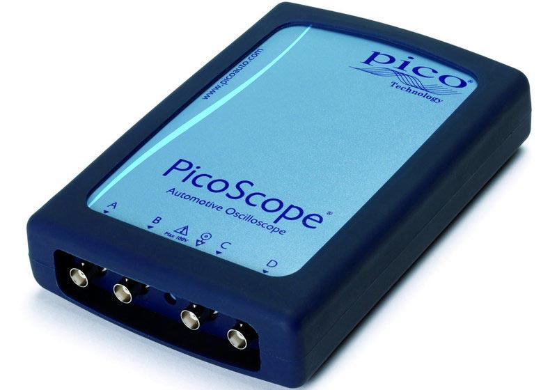 PP938 - Gummischutz für PicoScopes