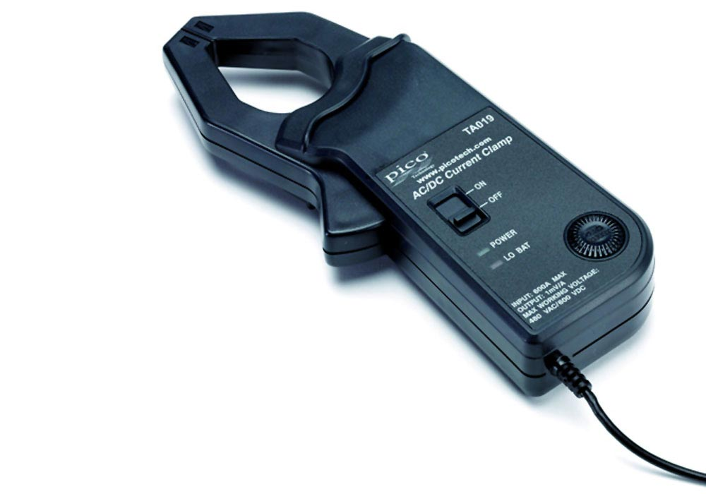 TA019 - 600 A AC/DC Stromzange