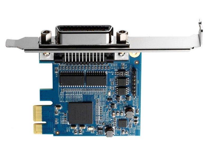 Adlink LPCIe-3488A Low-Profile PCI-Express GPIB-Interface