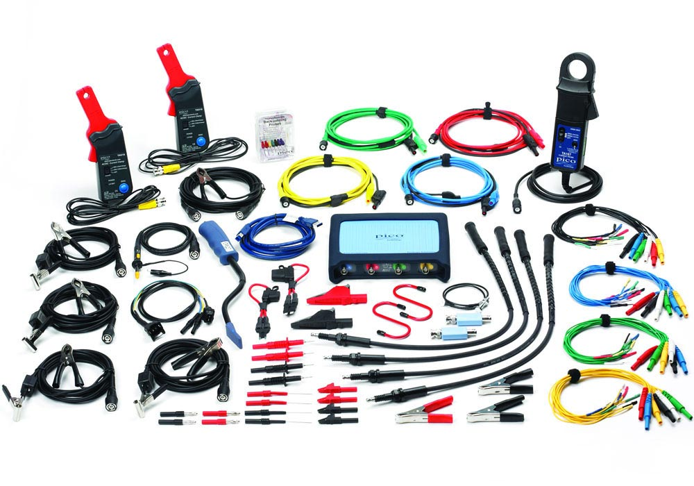 Picoscope Automotive 4-Kanal Advanced-Kit