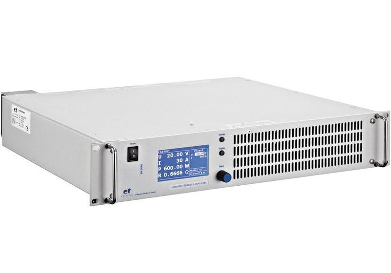 ETSYSTEM LAB-SMS Serie DC-Quellen 3 bis 90 kW