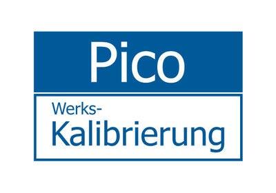 Werkskalibrierung für Picoscopes und Pico Datenlogger