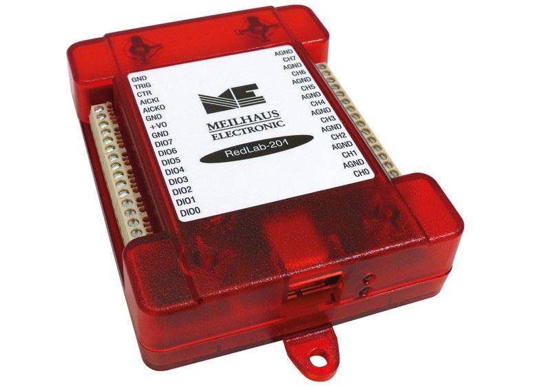 RedLab 201, USB-201