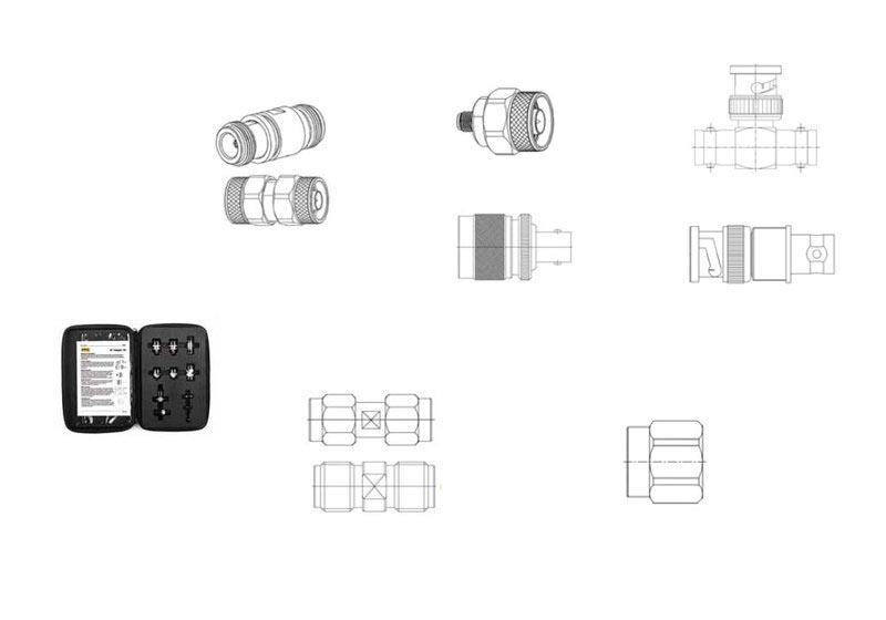 Rigol RF Adaptor Kit