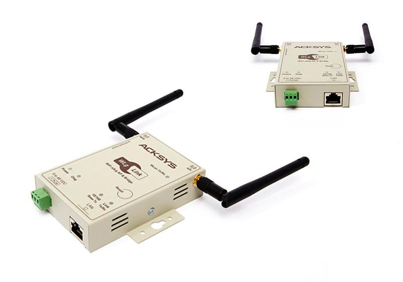 WLg-LINK - Access-Point, Ethernet-Bridge, Repeater (WDS)