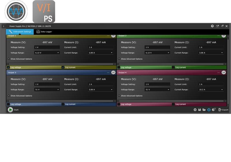 Keysight BenchVue App BV0003B