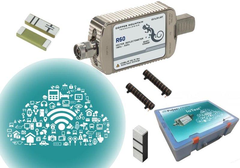 Copper Mountain Technologies IoTest IoT antenna testing kit