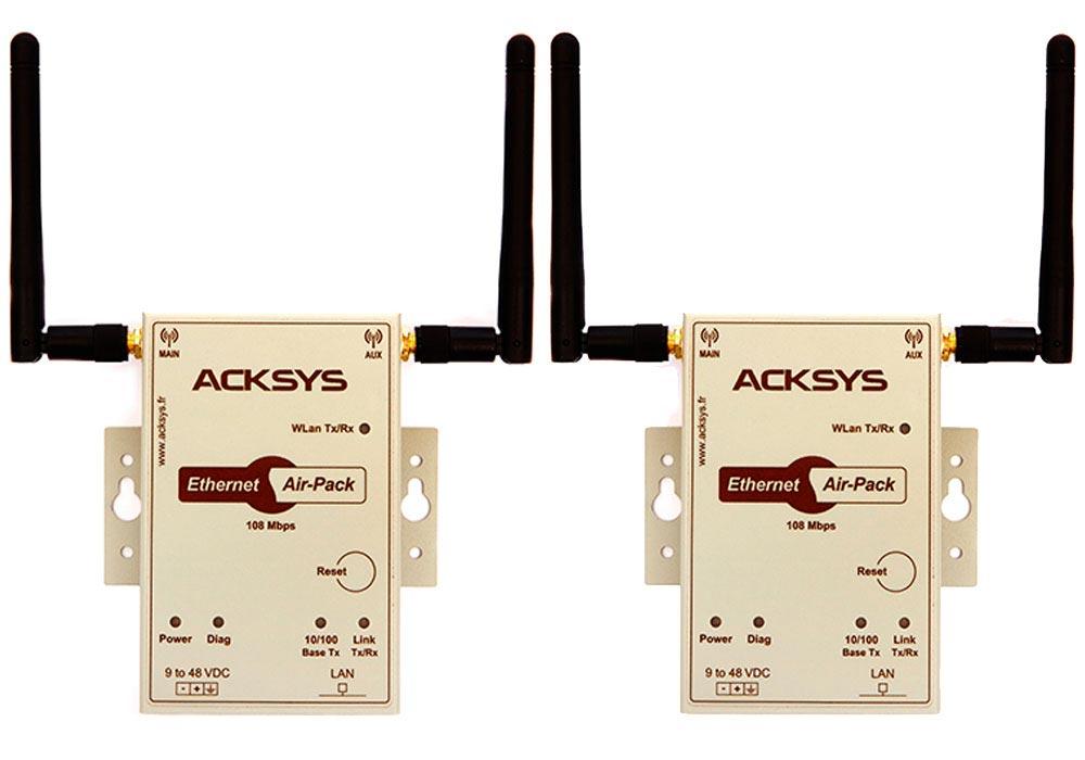 acksys ethernet-air-pack