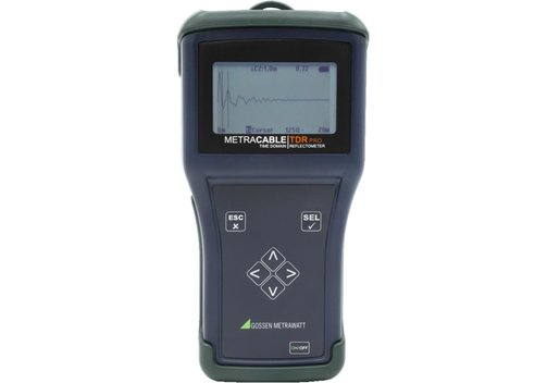 GMC-I METRACABLE TDR PRO Time Domaine Reflektometer