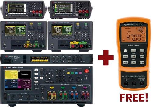 Keysight Promotion 6.049 Gratis-Handheld-LCR-Meter