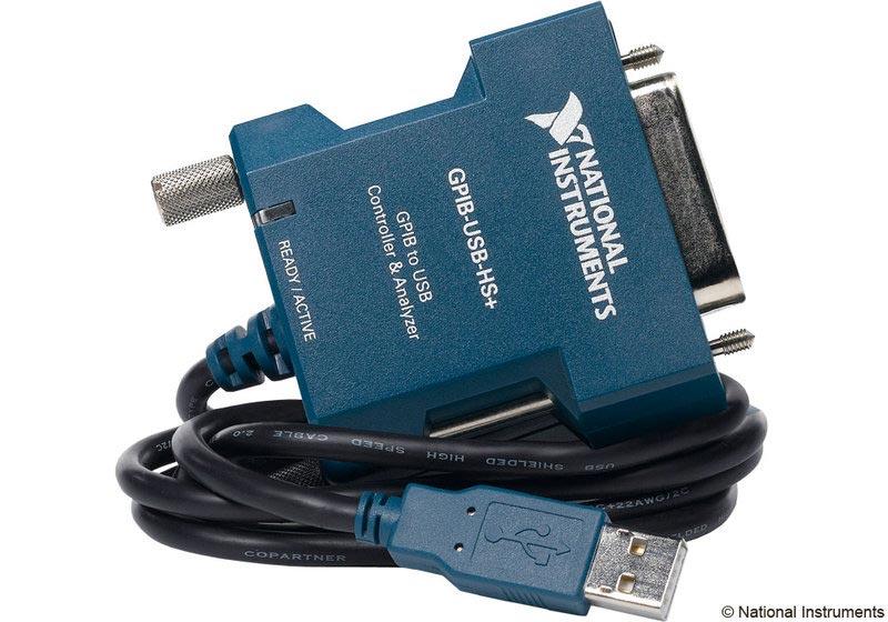 NI GPIB-USB-HS+ (783368-01)