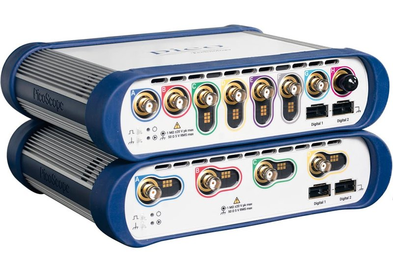 PicoScope 6000E Series 500 MHz up to 5 GS/s Oscilloscopes