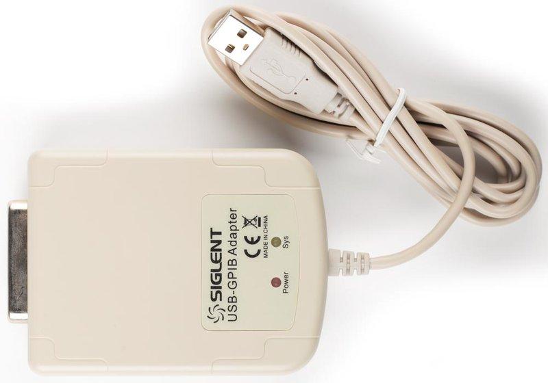 Siglent USB-GPIB USB-to-GPIB interface converter