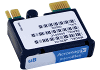 Acromag microBlox µB31 - V Input, 4 Hz, Signal Conditioning