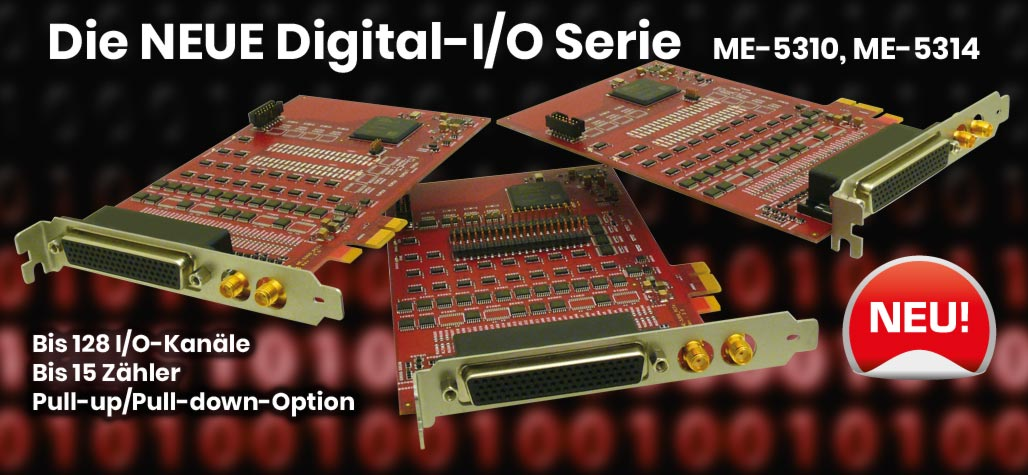 Meilhaus Electronic Free Evaluation Program