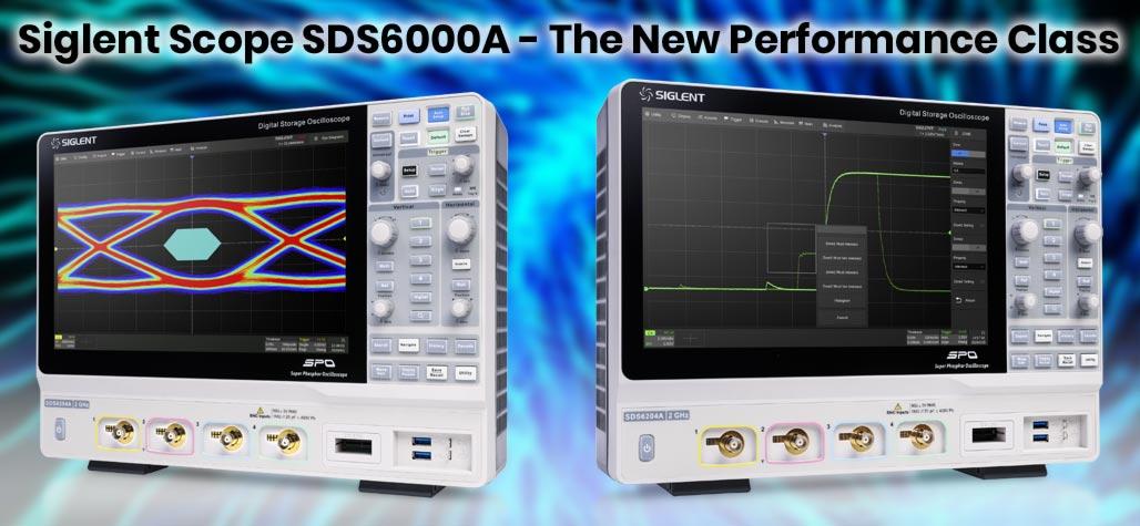 Siglent SVA1000X Spektrum- und Netzwerk-Analysator
