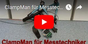 ClampMan Blog und Video