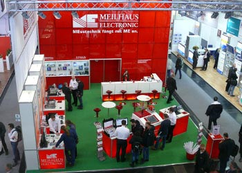 Meilhaus Electronic auf der electronica 2016