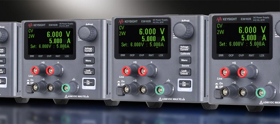 Keysight Power products overview