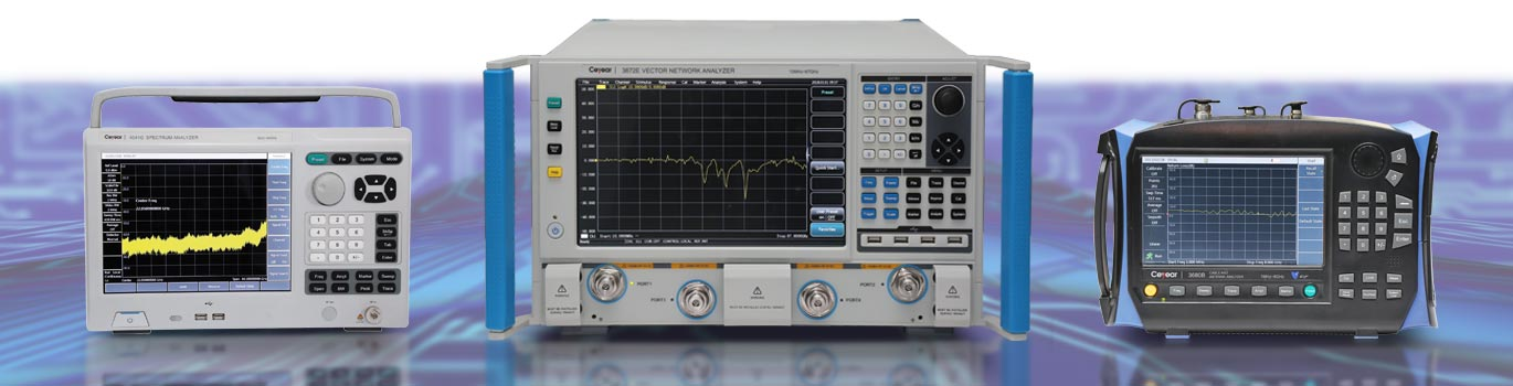 Ceyear RF measurement and test