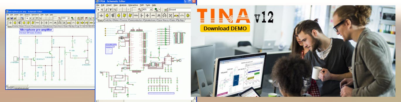 Designsoft Tina Complete Electronics Lab Software