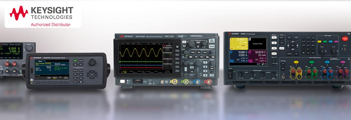 Keysight quality T&M instruments