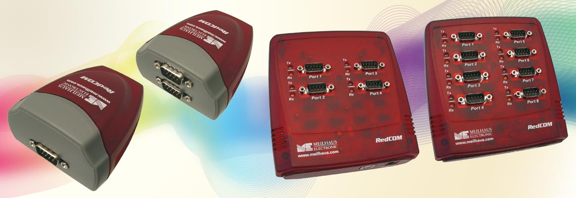 RedCOM series interface converters