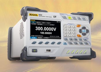 Rigol Multimeter, Datenlogger, Switcher