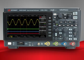 Keysight DSOX1204A/G - 4-Kanal Scope
