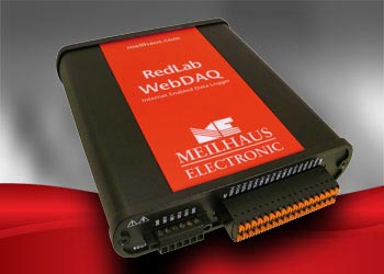 The LAN RedLab WebDAQ-316