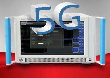 Ceyear-5252D 5G multichannel analysis test system for all 5G NR standards