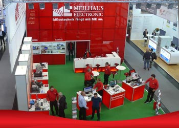 Meilhaus Electronic at the electronica 2018