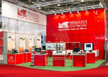 Meilhaus Electronic auf der productronica 2019