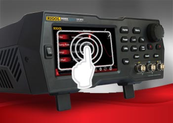Rigol DG800/DG900 for precise point-by-point ARB waveforms