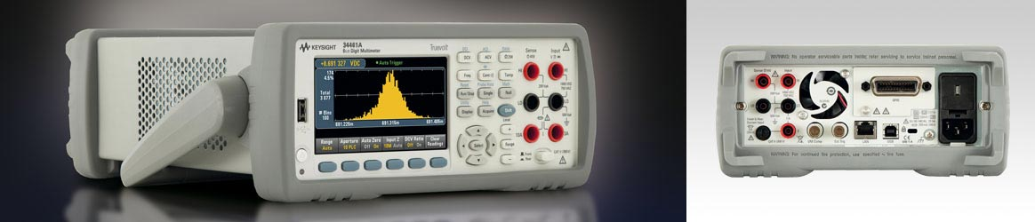 Bestseller Standard-Multimeter Keysight 34461A
