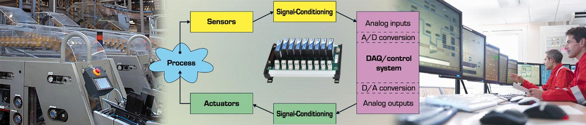 Signal conditioning